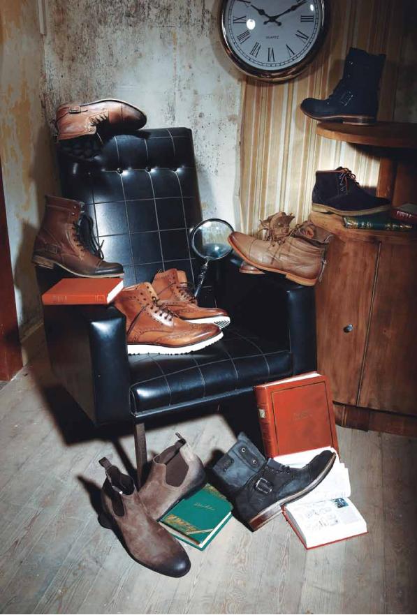 nouveautés automne hiver jef chaussures