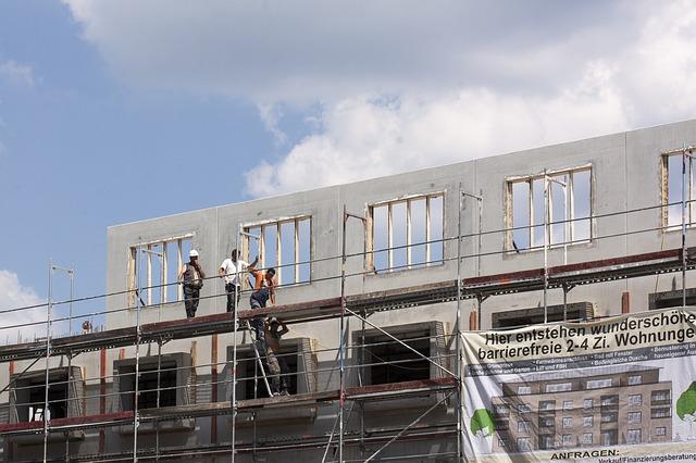 Construction en loi pinel
