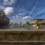 La ville de Paris en France